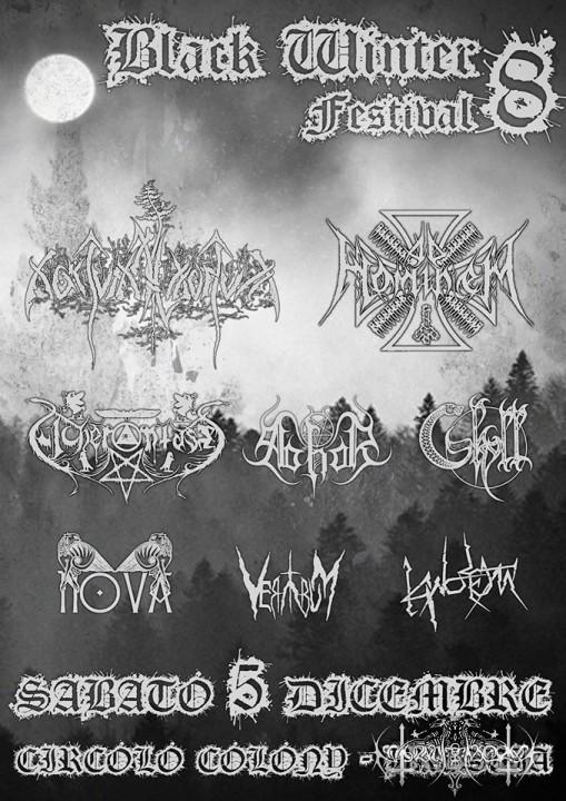 Black Winter Fest VIII