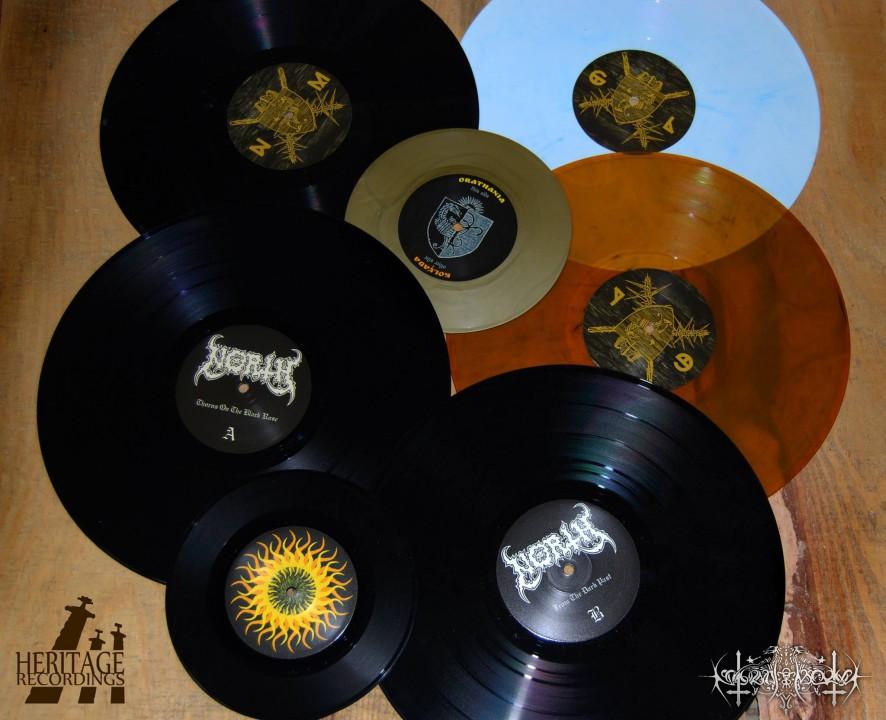 Heritage Recordings releases