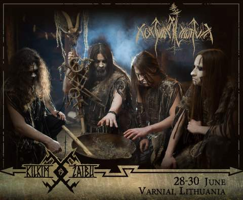 Nokturnal Mortum at Kilkim Zaibu XIX